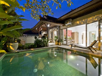 Photo for Orchid, 3 Bedroom Villa, Near Beach, Central Sanur