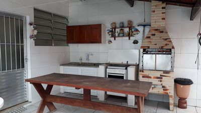 Photo for Cozy house in Guarujá / SP for weekends, holidays and season.