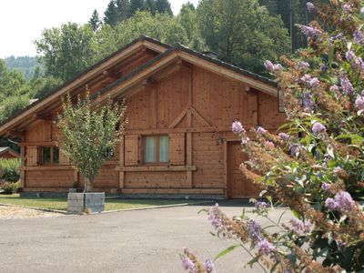 Photo for Luxury Chalet In The Giffre Valley Near Morillon And Samoens