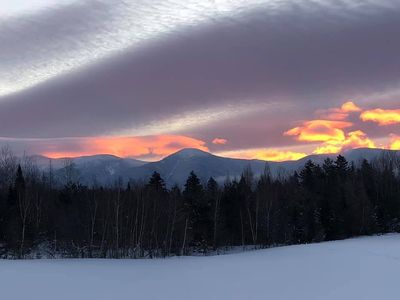 S5 Renovated Bretton Woods Resort condo with beautiful mountain views. Fast wifi!