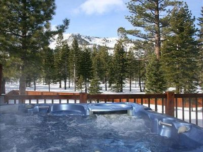 Photo for Epic Views, Luxury, Backing Miles Of National Forest - Koru Lodge