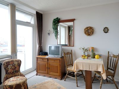 Photo for Westerland 1-room apartment (23sqm) - Apartment house Wilhelmstrasse