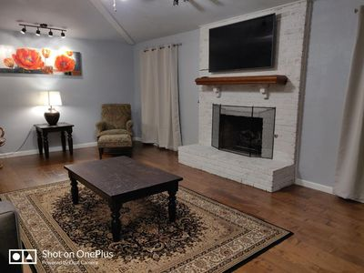 Photo for Updated Home in Plano with Nice Deck and High-End Range