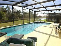 Well maintained, home from home, quiet location yet close to all central Florida attractions