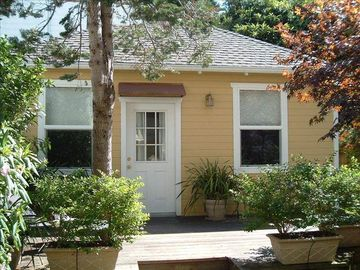 San Francisco - Cow Hollow - Romantic Cottage - Private Garden $215/nt