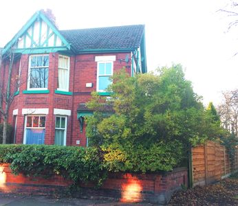 Photo for The Greenhouse with Tree Views and Garden in Levenshulme Conservation area