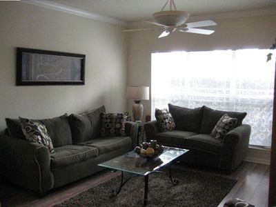 Family Room - all new furniture