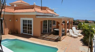 Photo for Villa Sandra - Near Fuerteventura Golf Course