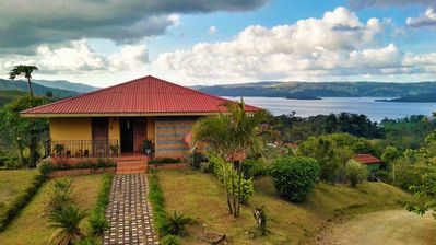 Photo for Villa Esperanza, Breathtaking views of Lake & Volcano Arenal...!