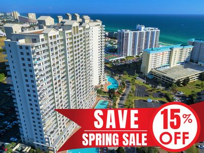 Photo for 15% OFF Now-5/25/19! Remodeled BEACH View @ Resort! Pool/Spa +FREE VIP Perks!