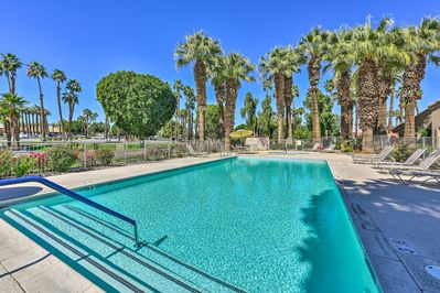 Palm Valley Country Club boasts upscale amenities to elevate your holiday.