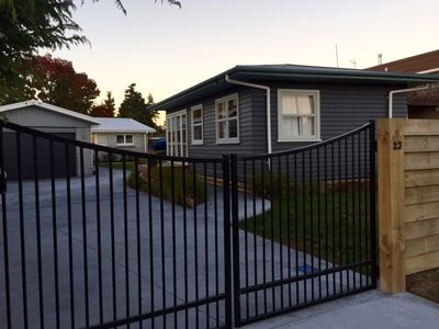 Photo for 6BR House Vacation Rental in Rainbow Point, Taupo