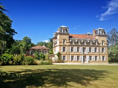 Photo for 9 bedroom Chateau, sleeps 18 in Saint-Ybars with Pool and WiFi