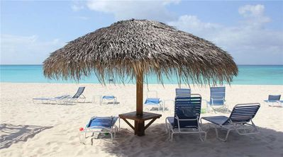 Photo for Beautiful 2 Bedroom Condo on Seven Mile Beach