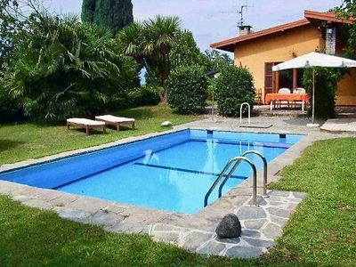 Photo for Mirabella villa with pool and garden