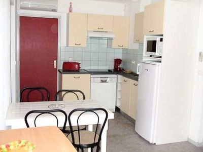Photo for Pavilions du Rooy *** - 3 Rooms 3/4 People Floor