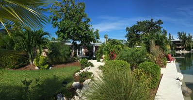 Photo for Fabulous Key West Water Front 3 Bed 3 Bath Home