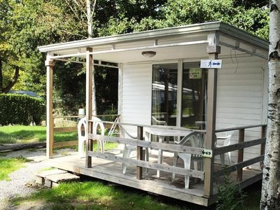 Photo for Camping L'Etang des Forges *** - Mobil Home Super Astria 2 Rooms 2/4 People