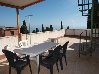 Photo for Penthouse apartment in the center of Tormina