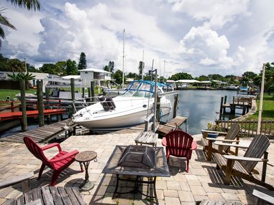 Photo for Waterfront Home On Tampa Bay