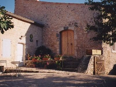 Photo for House of the 14th century, near Simiane la Rotonde between Ventoux and Luberon