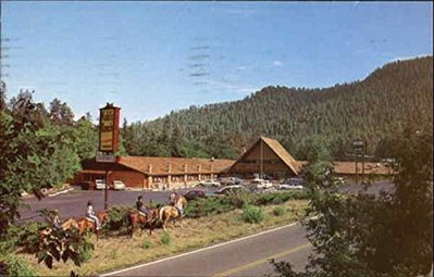 Photo for STUDIO~ KOHLS RANCH LODGE~ MOUNTAIN VIEWS~ BAR/LOUNGE~ RESTAURANT~ POOL~ HOT TUB