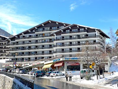 Photo for Haute Nendaz Apartment, Sleeps 4 with WiFi