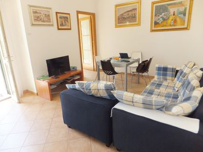 Photo for SARDINIA - Cheap and modern apartment with garden directly in PULA