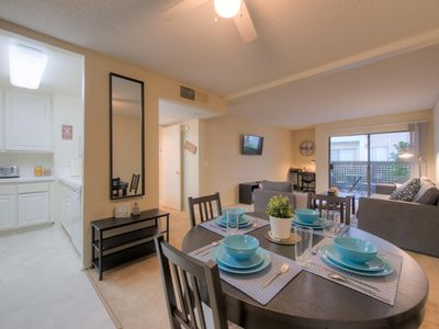 Photo for Warner Center luxury! Fully Equipped 1Bed Apartment