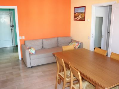 Photo for Bright and colorful three-room apartment just 100 m from the sea and the center