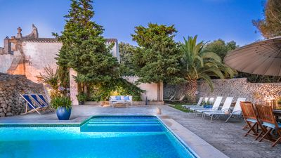 Photo for Historic Mansion on the East coast of Menorca