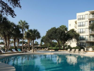 Photo for Marriott Monarch at Sea Pines Oceanfront Villa July 25th - August 1st