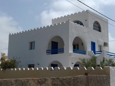 Photo for Beautiful villa with direct access to the beach