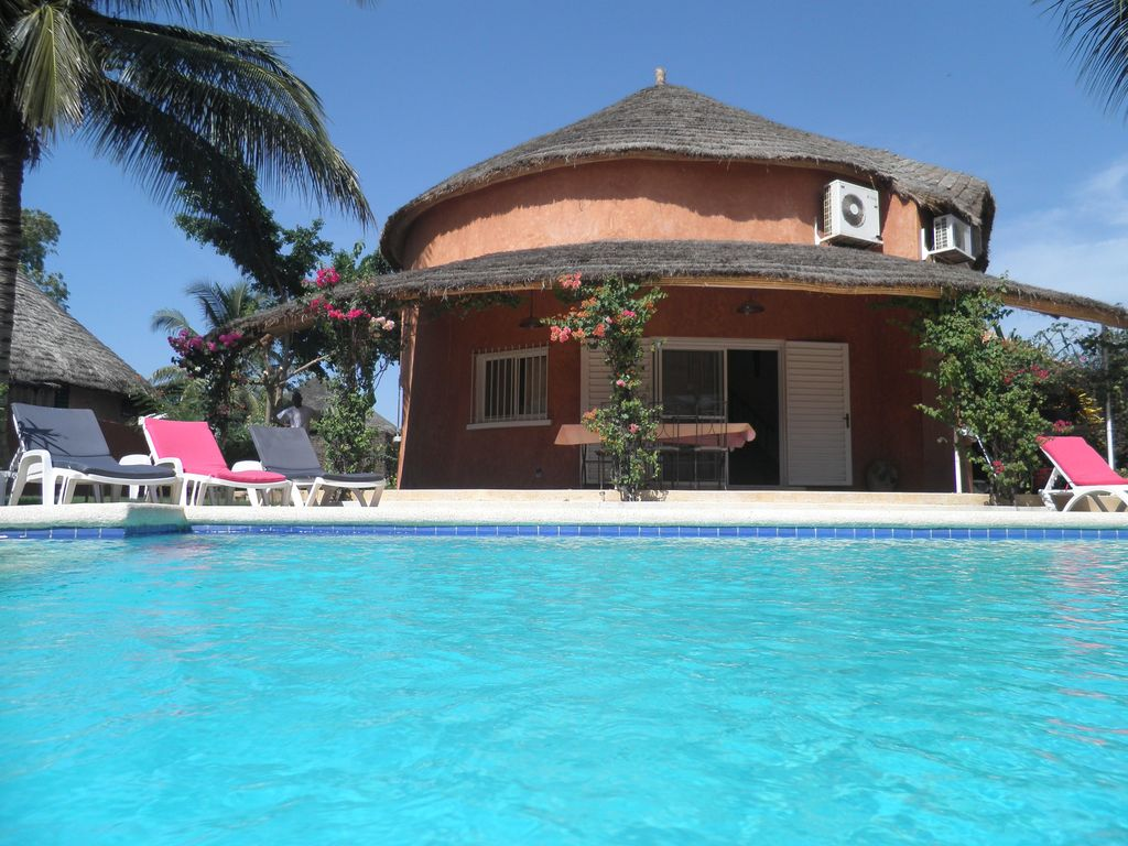Beachfront villa with private pool homeaway saly