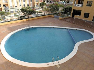 Photo for Beach, pool, terrace and parking
