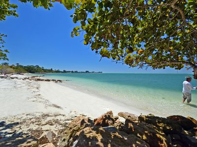 Photo for Walk to the Beach / Ride to the Village / Pool Home in Siesta Key - Free WiFi