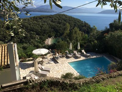 Photo for Beautiful villa in stunning location with heated pool.