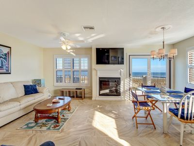 Photo for Luxury Oceanfront Sailmaker 3 Bedroom Townhome with Breathtaking Views