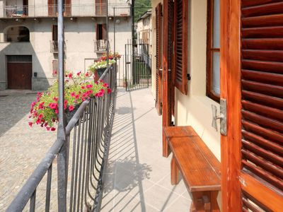 Photo for Vacation home Angelica + Orsolina (SPA152) in Sparone - 4 persons, 2 bedrooms