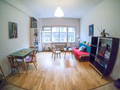 Photo for Design apartment in city center Wenceslas Square