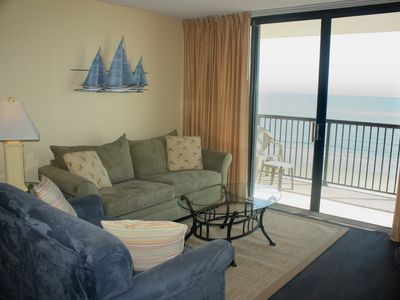 Photo for Sea Winds Resort  w/ Complimentary Amazing Sunshine and Ocean Front Views