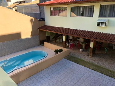 Photo for SEA VIEW, 5 BEDROOMS, GREAT LOCATION, POOL, BARBECUE