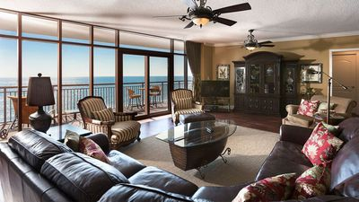 Photo for Oceanfront Condo sleeps up to 14 -Regal, High-End Finishes, Space for Privacy