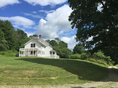 Photo for Beautiful Vermont Farmhouse