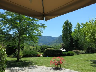 Photo for VILLA 6 PERS. WITH POOL ON 4000 m² IN GORGES DU TARN