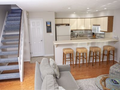 Photo for Beautiful Vacation Condo 3 Blocks  to Ocean and Boardwalk