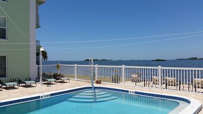 Photo for Relax and Enjoy Life at our Updated Dolphin Point Condo in Dunedin