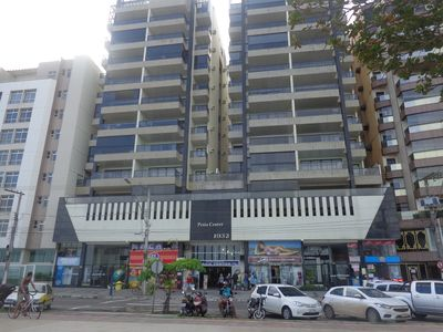Photo for 2 bedroom apartment with en suite, in the Shopping Center Praia Center