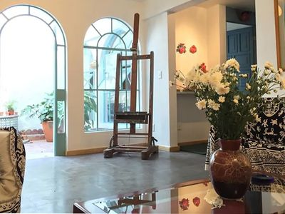Photo for 2BR Apartment Vacation Rental in Mexico City, DF