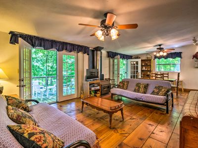 Photo for NEW! Bryson City Cottage w/Deck-Steps to Creek!